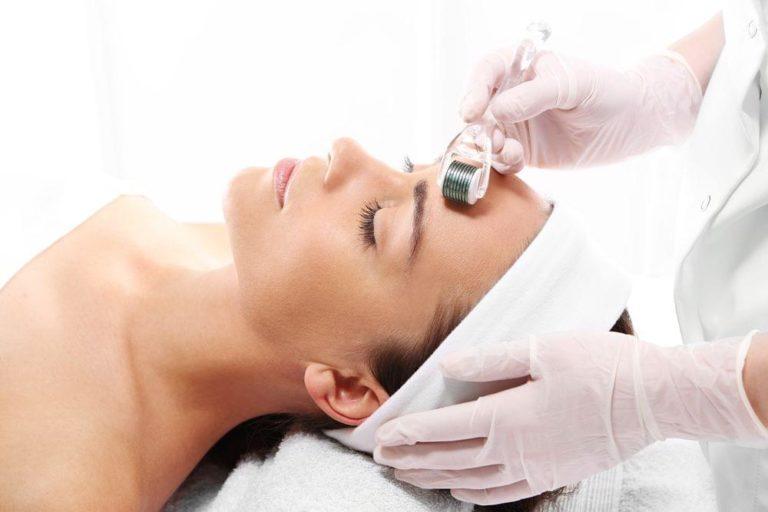 мезороллерная терапия